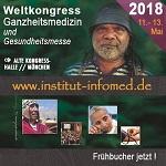 Weltkongress der Ganzheitsmedizin 2018