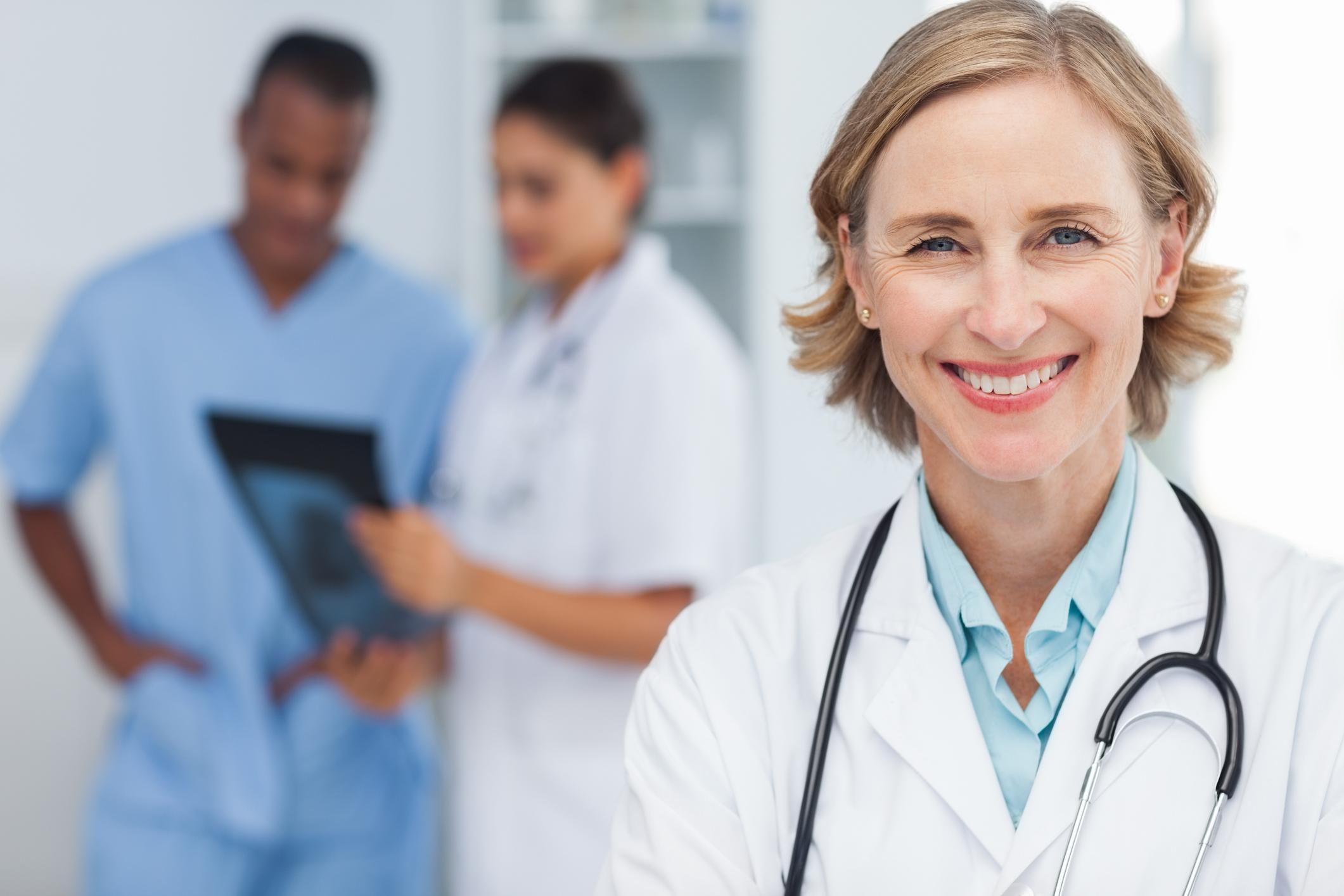 Chefarzt (w/m) für Geriatrie