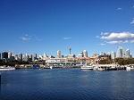 experience report Sydney