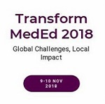 Transform MedEd 2018