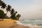 Unawatuna Strand, Sri Lanka