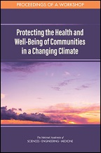 Book protecting the health and well-being of communities in a changing climate