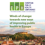 Logo 11th European Public Health Conference