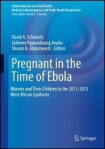Book Pregnant in the time of Ebola