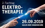 2. Fachtag Elektrotherapie 2019