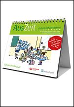 AusZeit… einfach mal abschalten! Cartoonkalender 2020