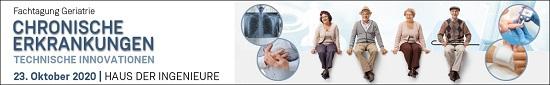 Fachtagung Geriatrie – Chronische Erkrankungen - teschnische Innovationen