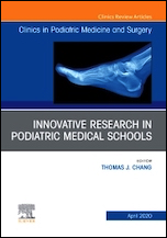 Top Research in Podiatry Education