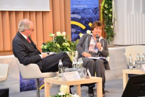 Zsuzsanna Jakab WHO Regional Director for Europe at #EHFG2016