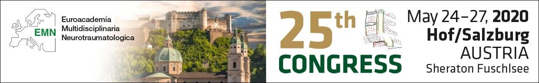 25th Anniversary Congress of the Euroacademia Multidisciplinaria Neurologica