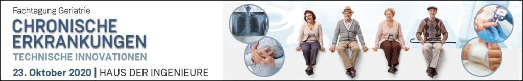 Fachtagung Geriatrie 2020 Chronische Erkrankungen