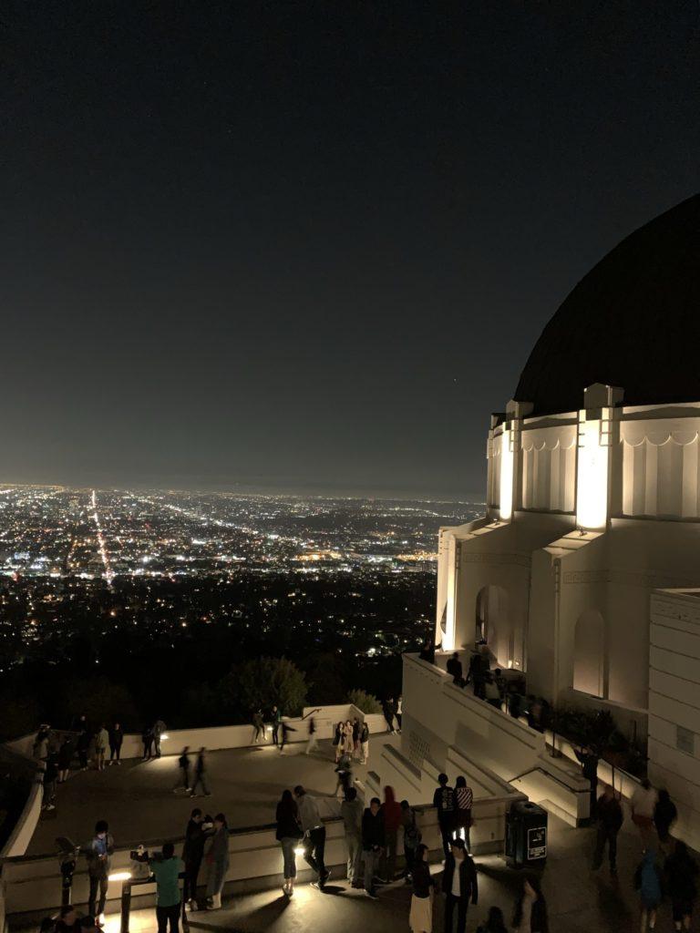 © Jana Ulbrich, Griffith Observatory