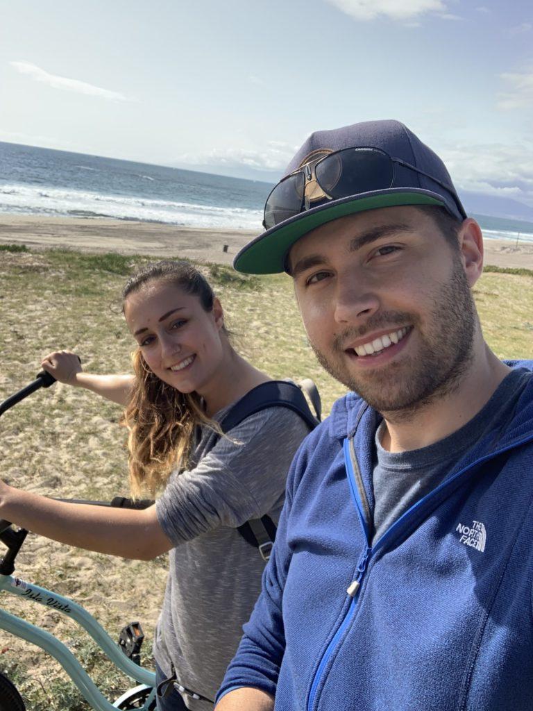 © Jana Ulbrich L.A. beach bike tour