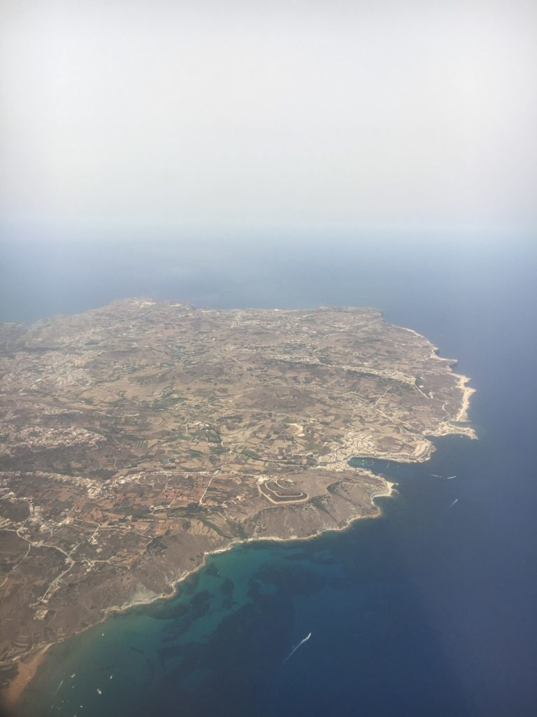 © Theresa Anzböck, Malta from Above