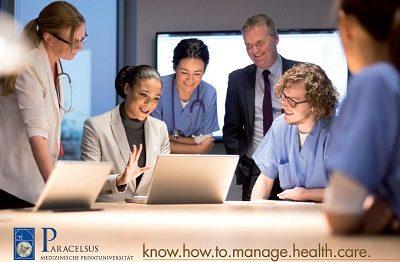 Universitätslehrgang Health Sciences & Leadership